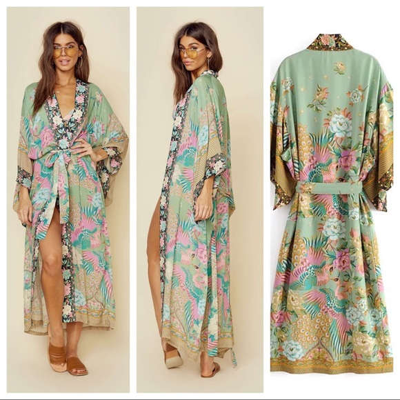 36ecd05ba780 TheBoldBohemian Swim | 5 New Boho Cloud Dancer Kimono Wrap Coverup ...